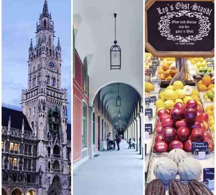 מיני מסע נשים יוניק – בוטיק למינכן: תרבות, אמנות ואוכל משובח
