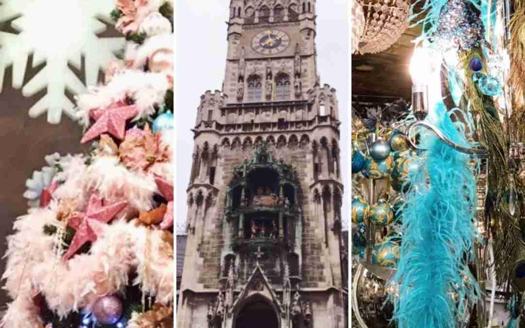 מיני מסע נשים יוניק בוטיק למינכן, בסימן שווקי חג המולד התוססים והאותנטיים 28/11-2/12/2018