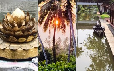 מסע נשים לדרום הודו – אמנות, אוכל ובישול והיכרות עם תורת הריפוי והמרפא 5-18/2/2019