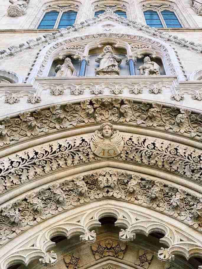 קתדרלת מריה הבתולה, זאגרב