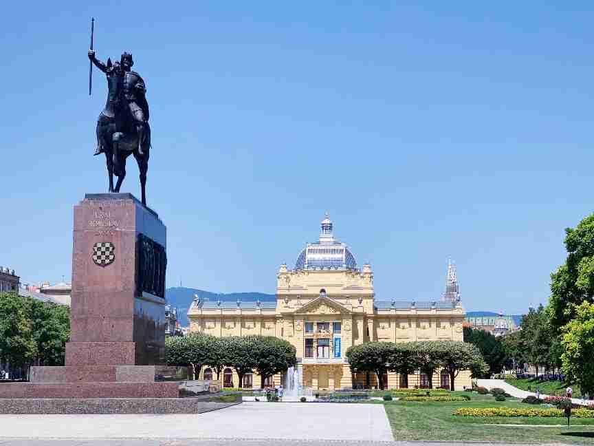 התיאטרון הלאומי הקרואטי, זאגרב