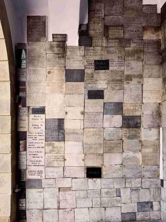 שער האבן בחומה העתיקה, זאגרב