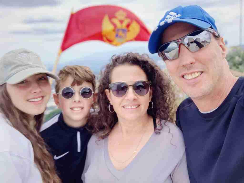 חופשה משפחתית במונטנגרו