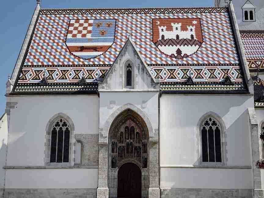 כנסיית סנט מרקו, זאגרב