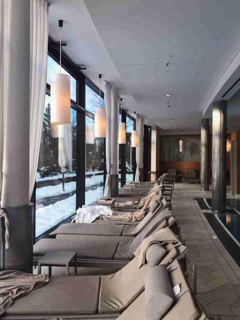 ספא במלון Kempinski גרמניה