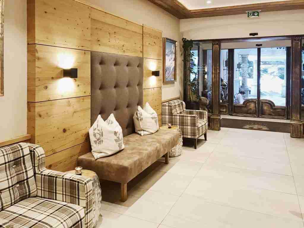 מלון Alpina טירול אוסטריה