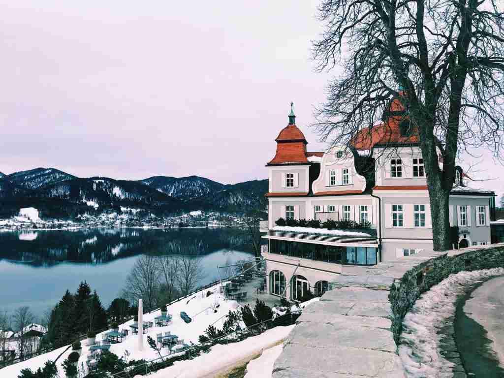 מלון Das Tegernsee