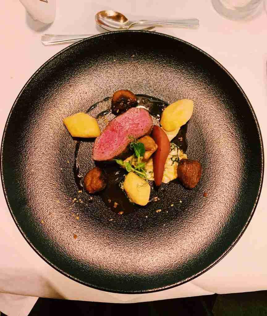 ארוחת שף במלון Reiterhof