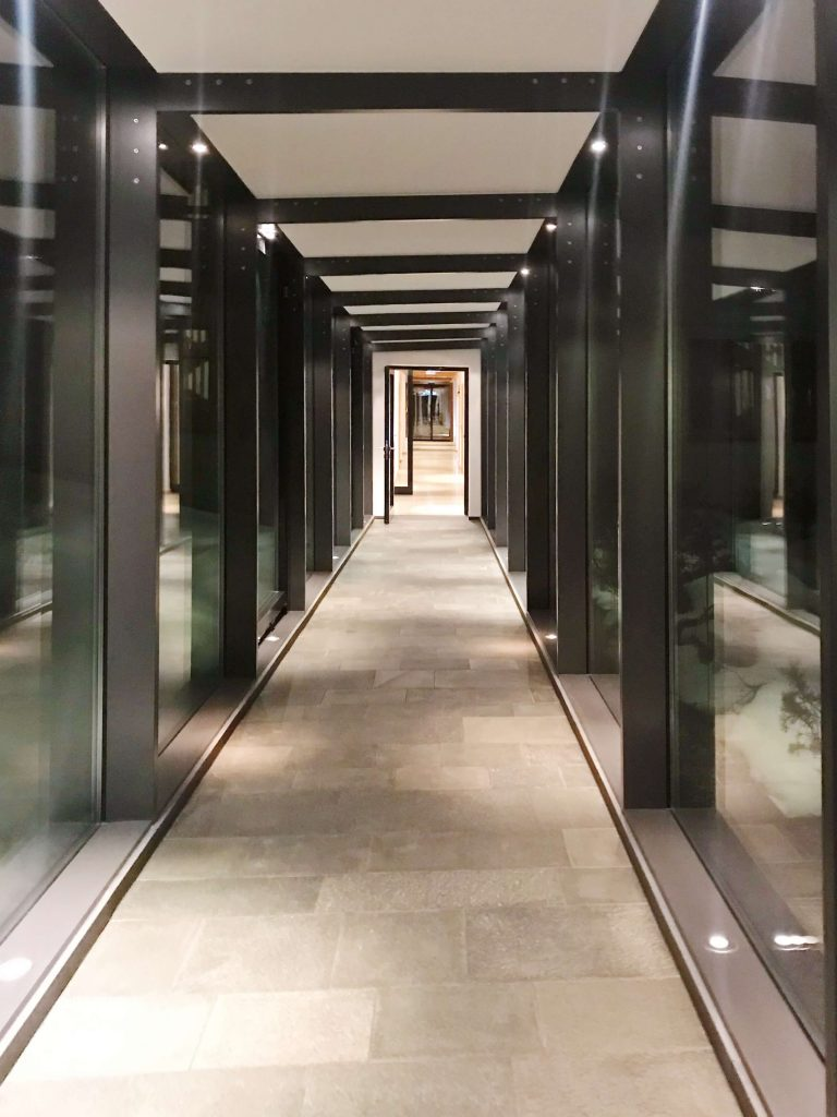 ספא במלון Das Tegernsee
