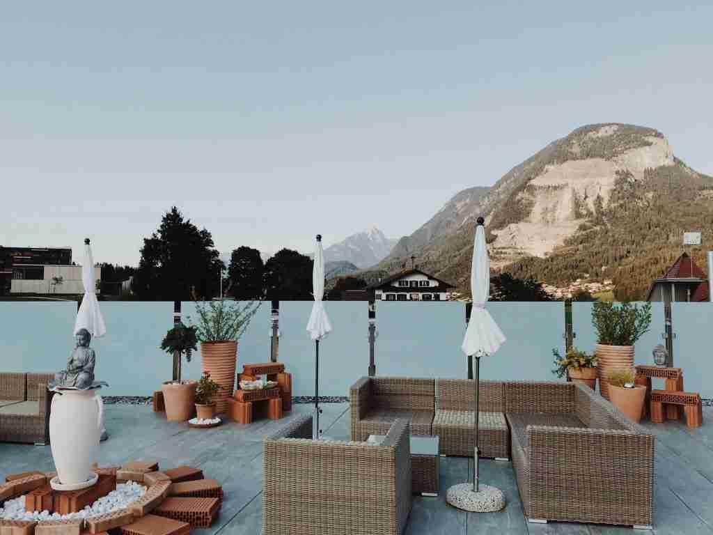 מלון Panorama Hotel טירול אוסטריה