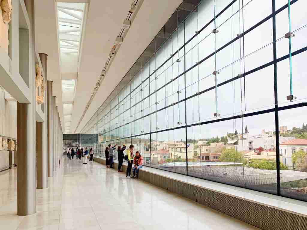 מוזיאון האקרופוליס באתונה