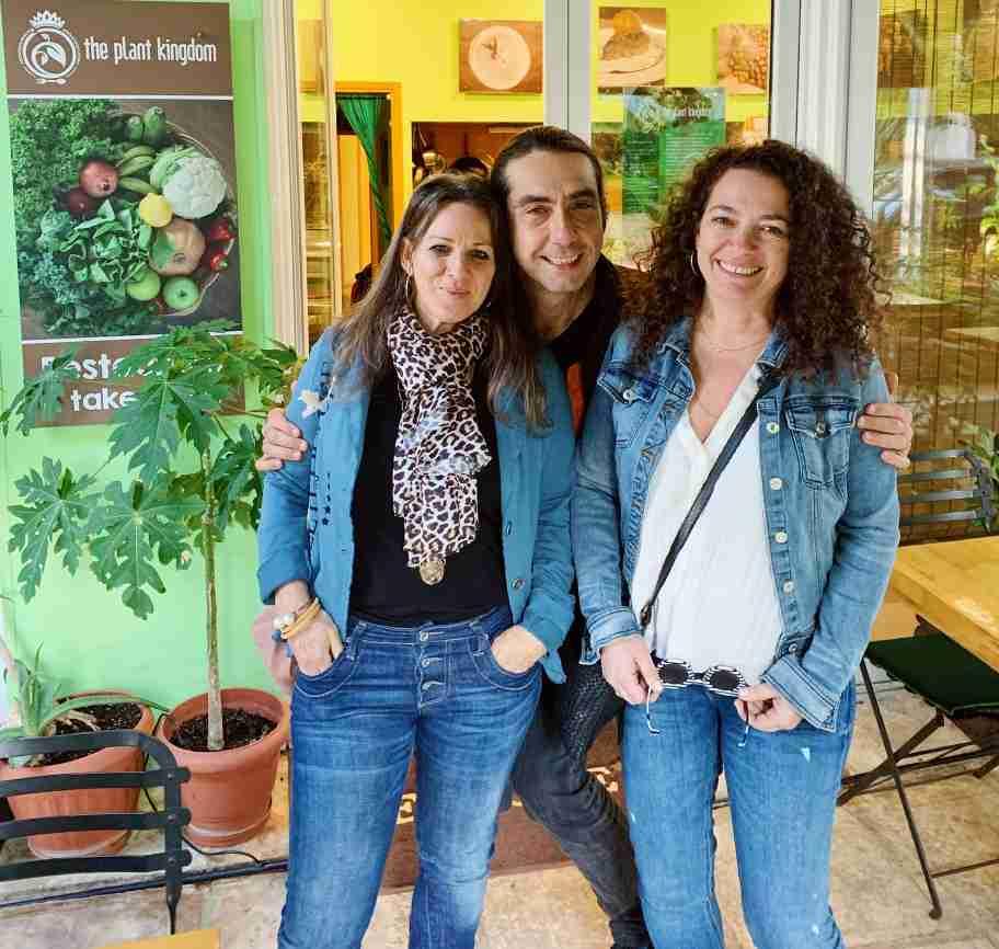 מסעדת The Plant Kingdom - קולינריה באתונה