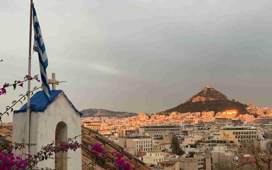 אתונה – חופשה אורבנית בבירה היוונית
