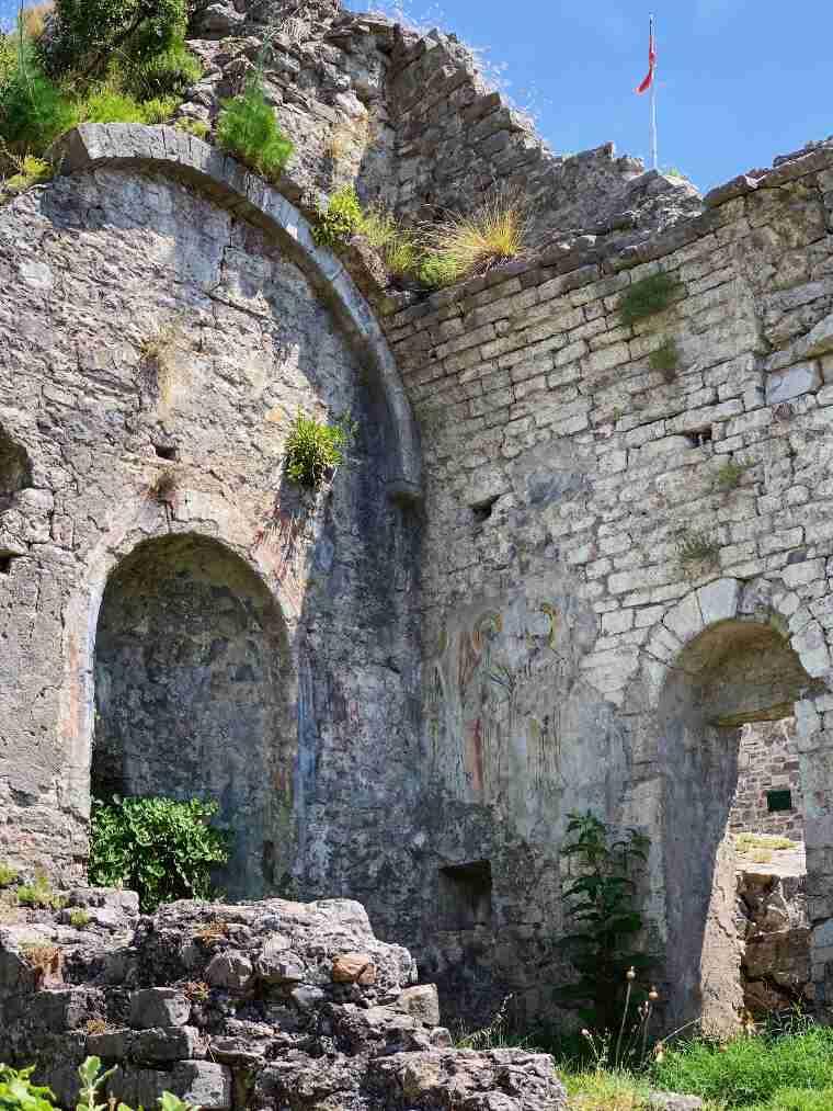 עתיקות העיר סטארי בר, מונטנגרו