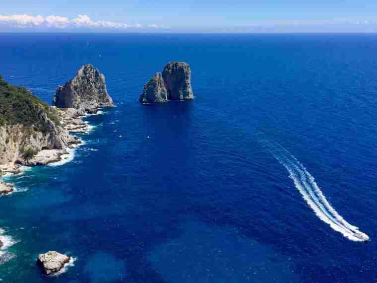 האי קאפרי. צילום: נעה כרמון
