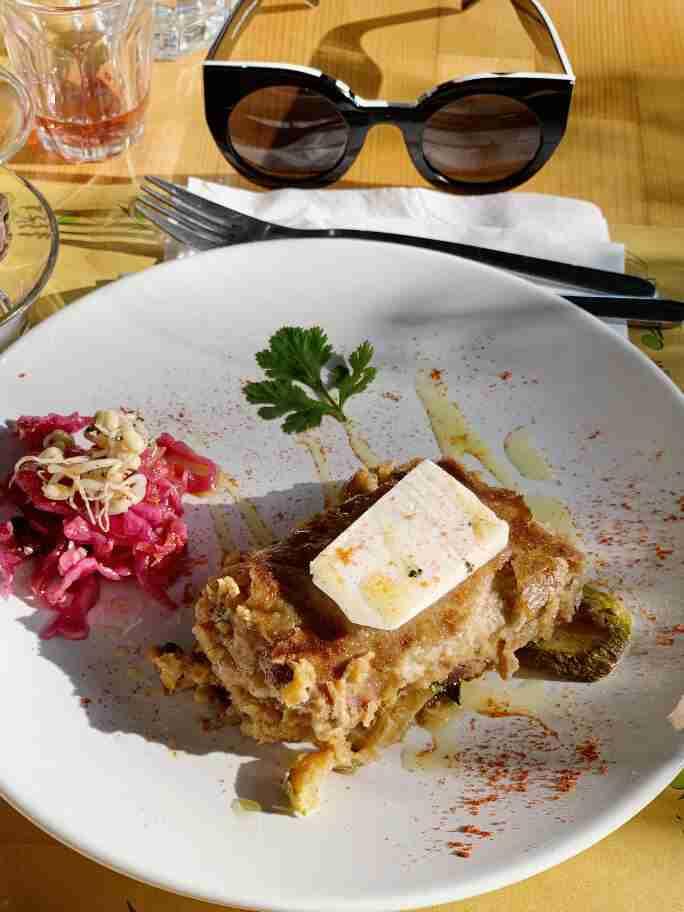 מסעדת The Plant Kingdom, אתונה