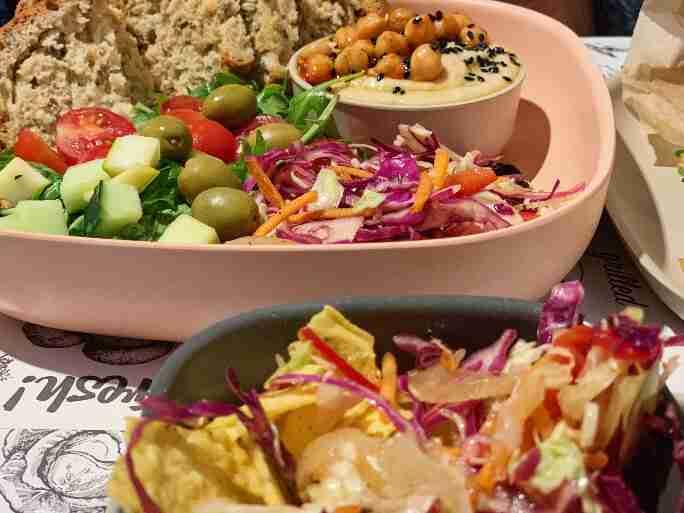 מסעדה טבעונית בספליט Marta's Veggie Fusion