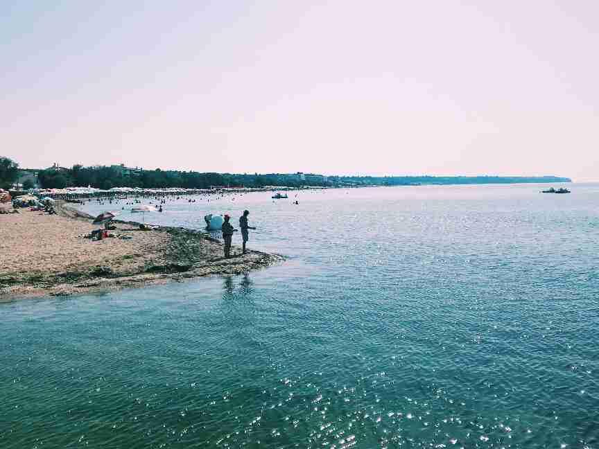 חוף חלקידיקי, סלוניקי