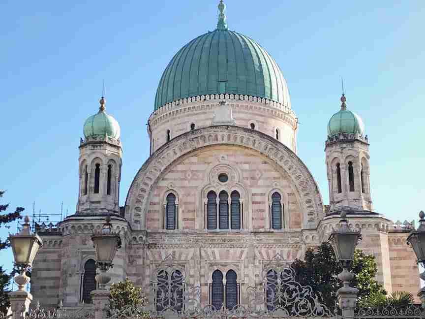 פירנצה - בית הכנסת הגדול