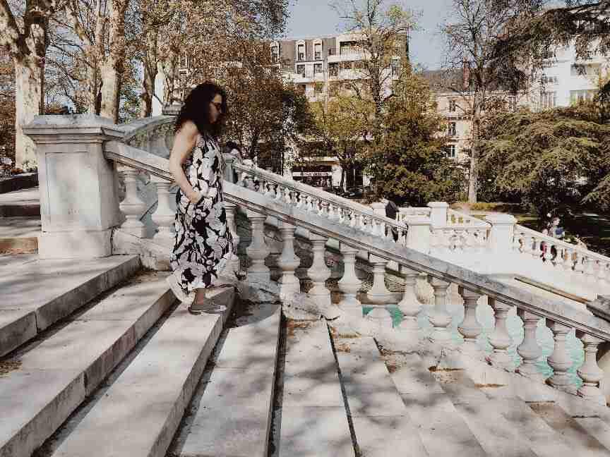 חופשה בצרפת - גני דארסי בדיז'ון (Darcy Garden)