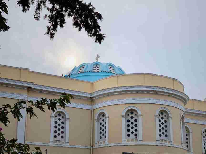 חופשה אורבנית - אתונה