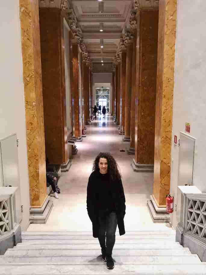 חופשה ברומא - תערוכת פיארו טוסי, רומא