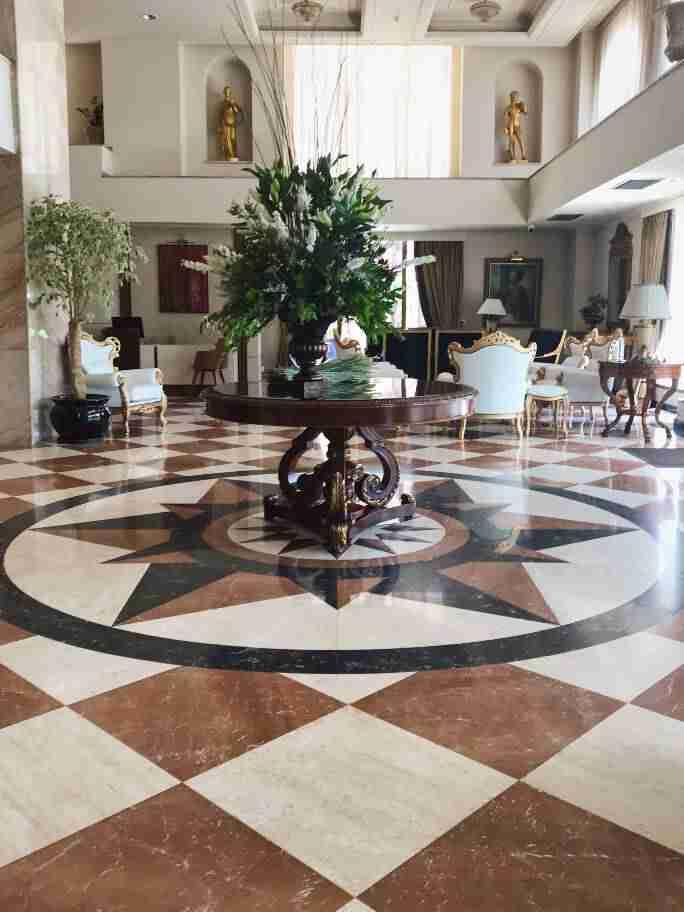 מלון מדיטרניאן פאלאס, סלוניקי
