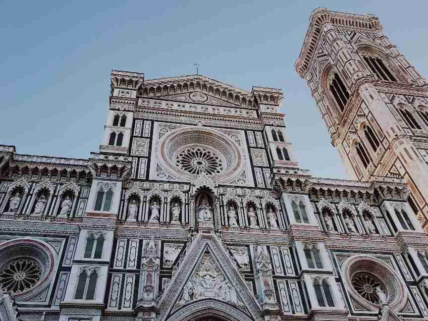 הדואומו של פירנצה - קתדרלת סנטה מריה דל פיורה
