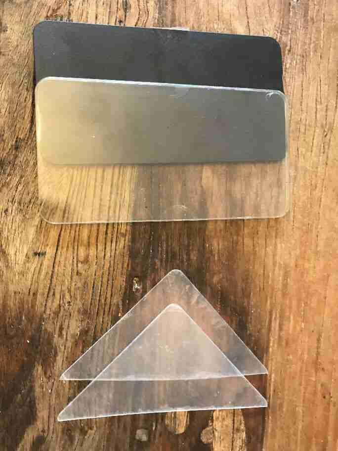 שיבורי - משטחי פלסטיק ליצירת צורות