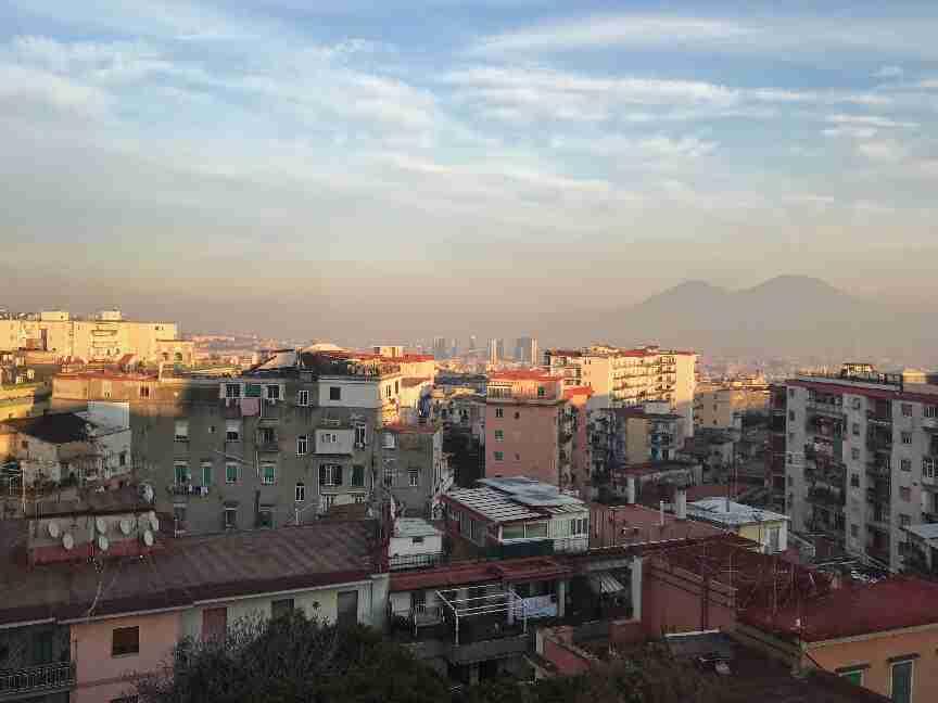 תצפית על העיר נאפולי