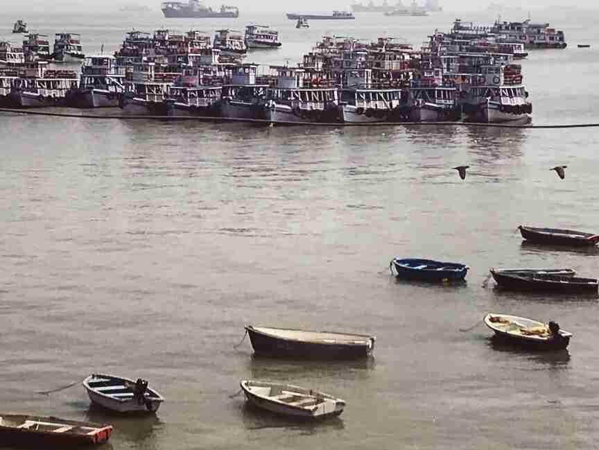 הנמל של מומבאי