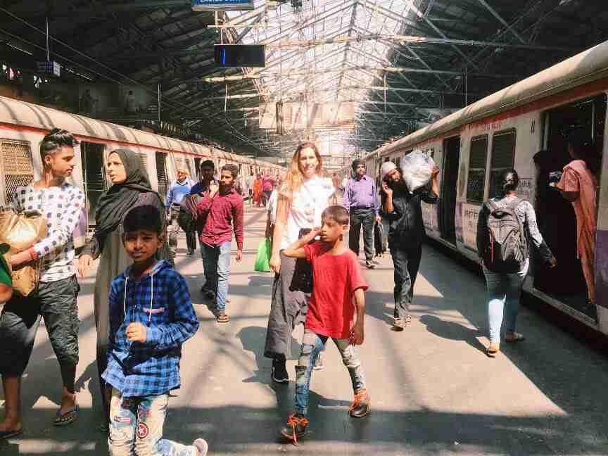 תחנת הרכבת הראשית, מומבאי