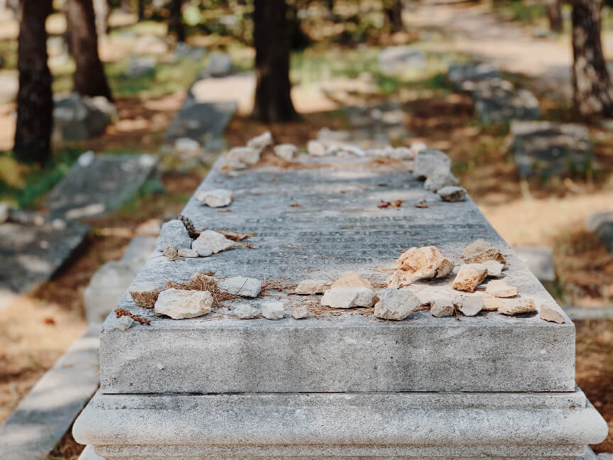בית הקברות היהודי בספליט