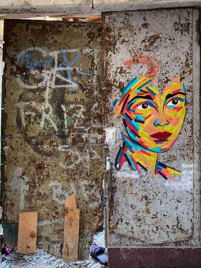 אמנות רחוב בספליט