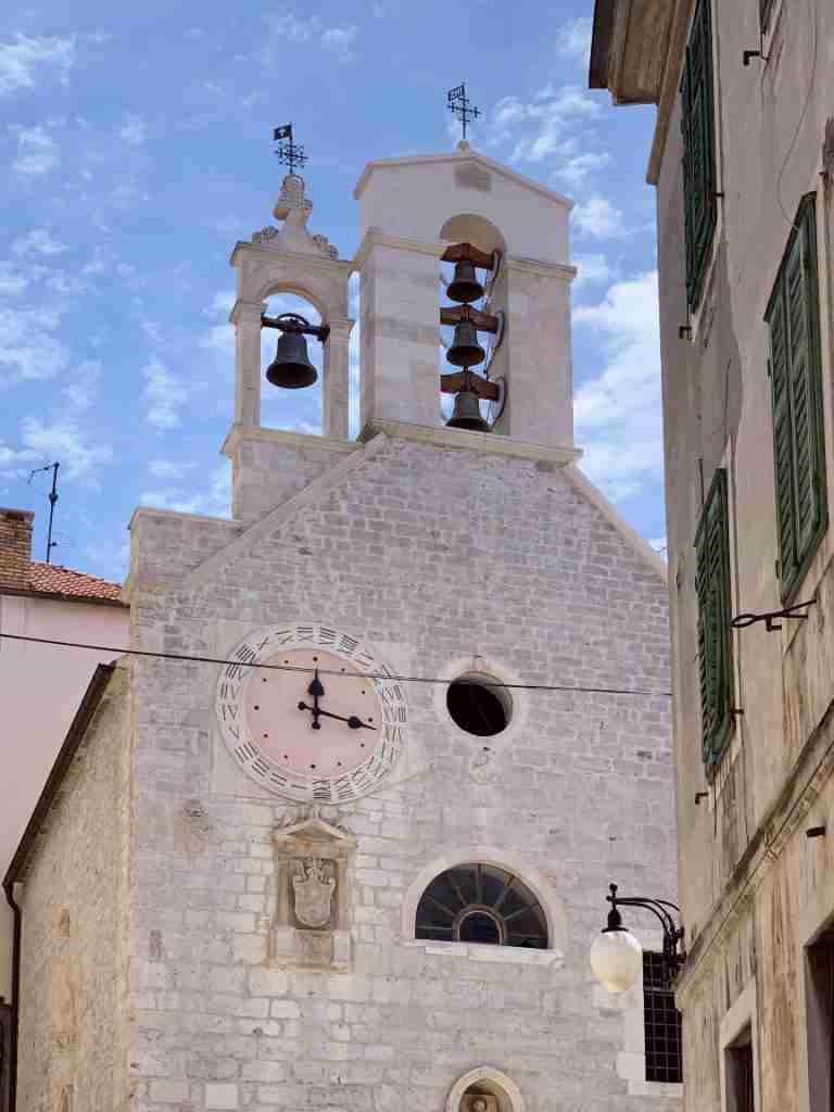 קתדרלת יעקב הקדוש, שיבניק, קרואטיה