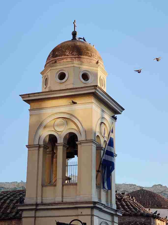כיכר מונסטיראקי, אתונה