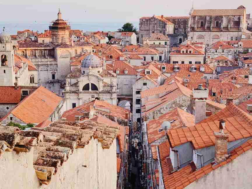 העיר העתיקה של דוברובניק