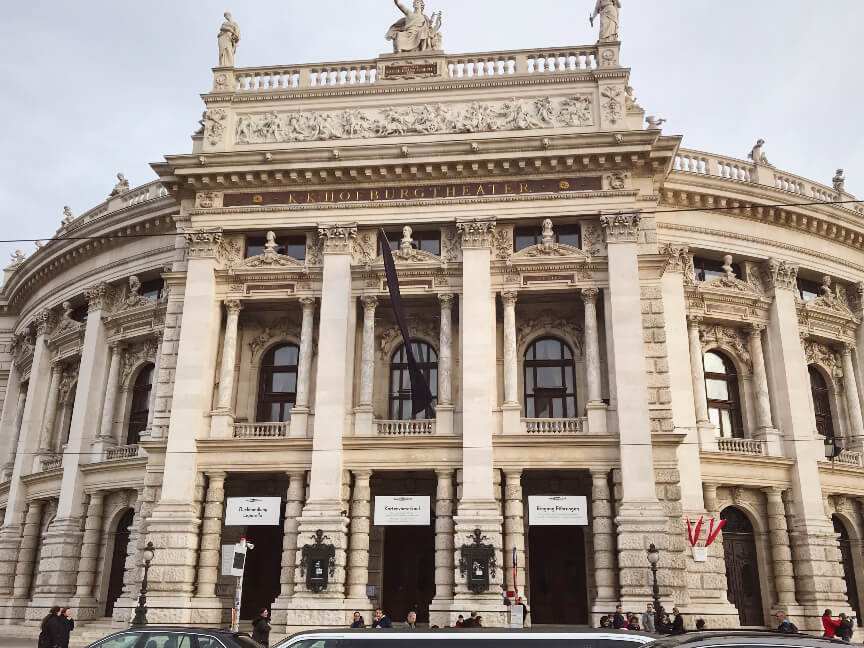 בית האופרה וינה