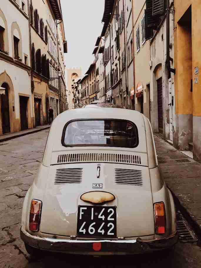 ברחובות פירנצה
