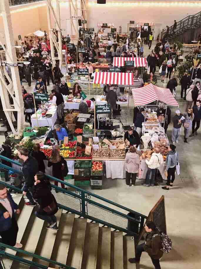השוק של ברטיסלבה - Stara' trznica