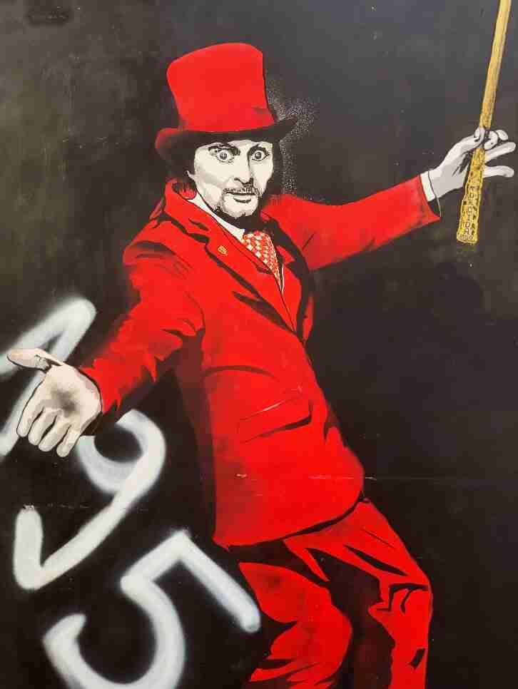 אמנות רחוב, ספליט