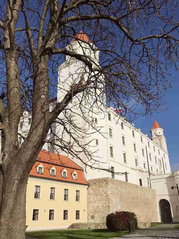 הטירה של ברטיסלבה, סלובקיה