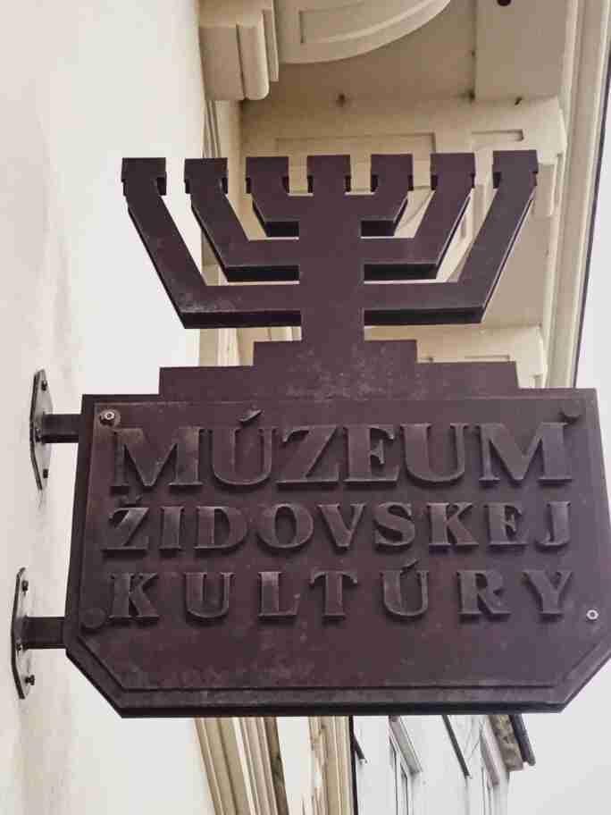 ברטיסלבה - המוזיאון היהודי