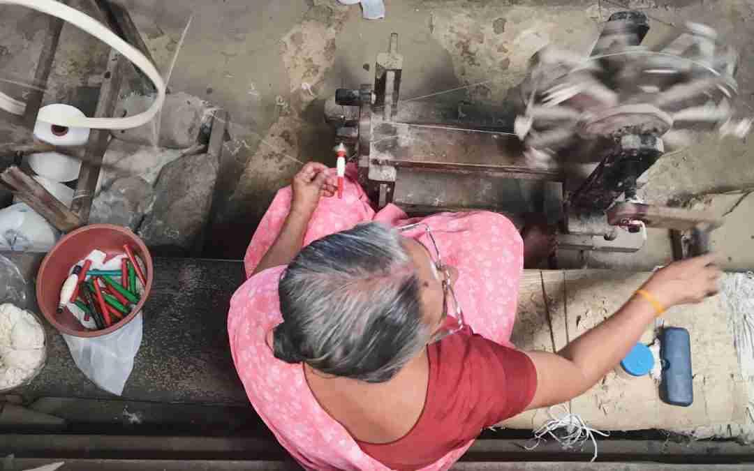 מלאכות מסורתיות בדרום הודו – מלאכת החיים