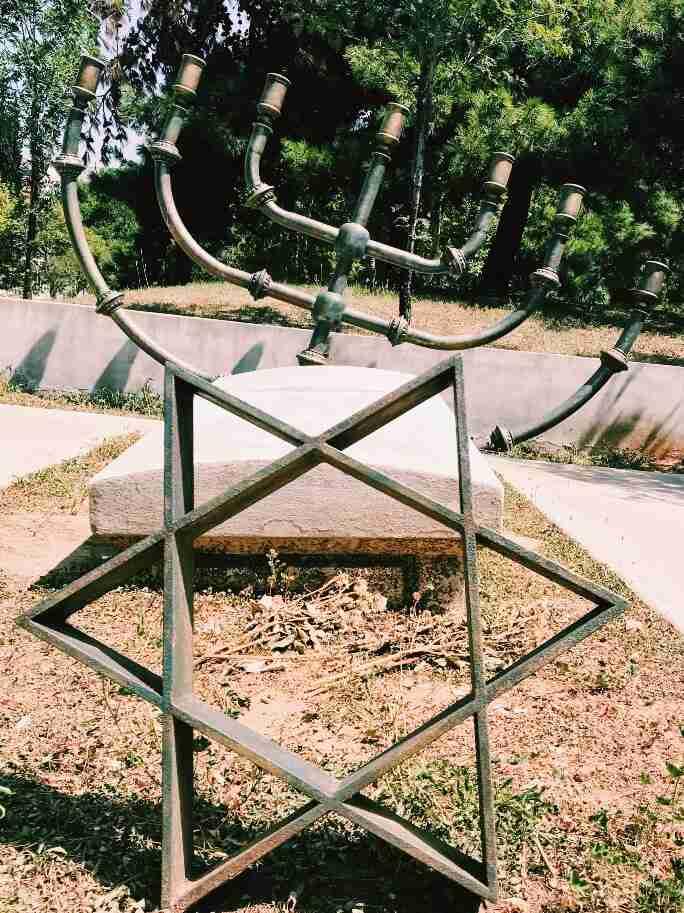 אנדרטה לזכר היהודים, סלוניקי