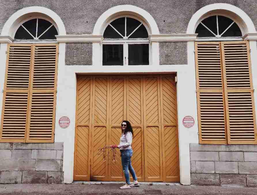 חופשה בצרפת - ברחובות פלומביאר