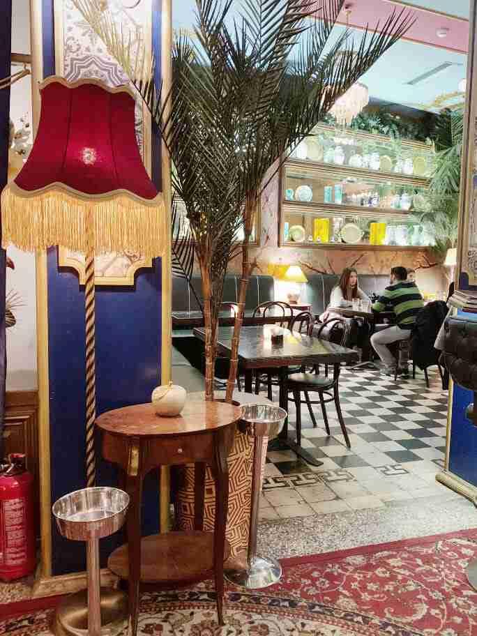 סיור קולינרי אתונה - מסעדת Noel