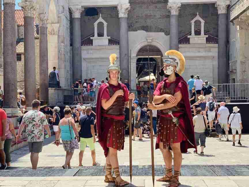 ארמון דיוקלטיאנוס, ספליט