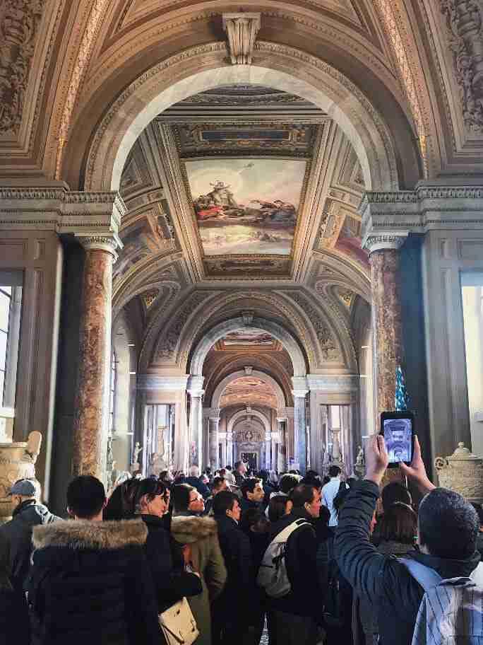 חופשה ברומא - מוזיאון הוותיקן, רומא