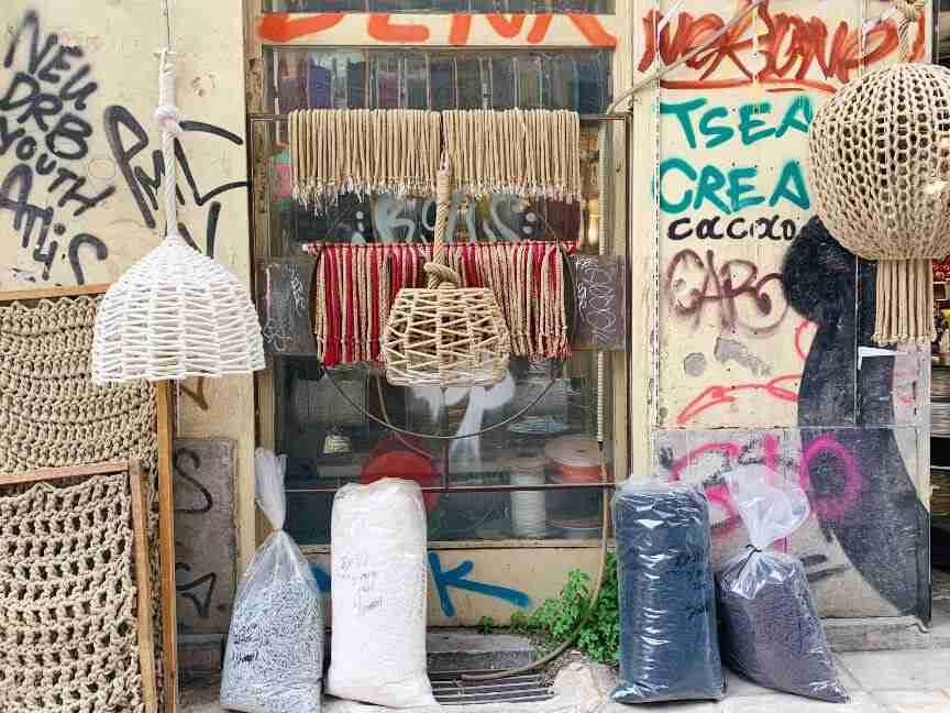 שכונת פסירי, אתונה